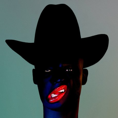 Design & Art Direction Hingston Studio , Photography Julia Noni for Young Fathers album 'Cocoa Sugar'