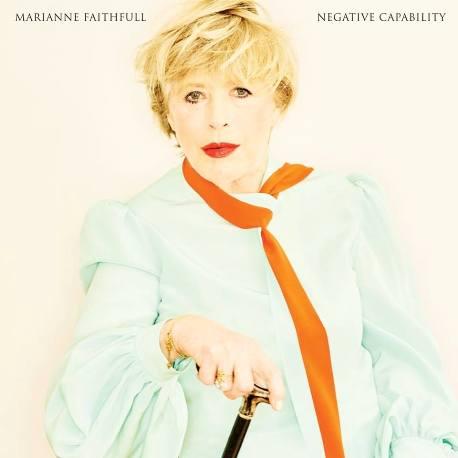 MARIANNE FAITHFULL. Negative Capability