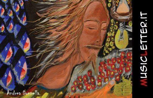 Maschere, il nuovo album di Andrea Donzella