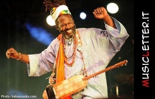 La musica africana per Baba Sissoko