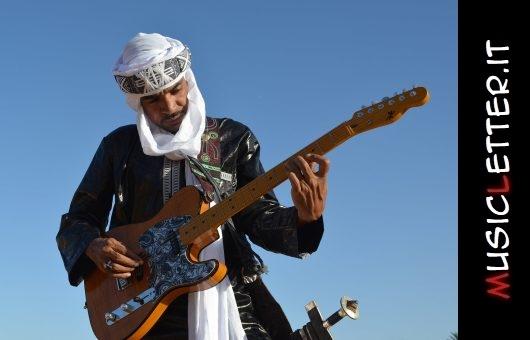 Adghah, il primo album da solista del nigerino Bibi Ahmed