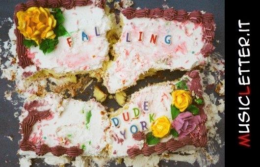 Dude York con il nuovo album Falling
