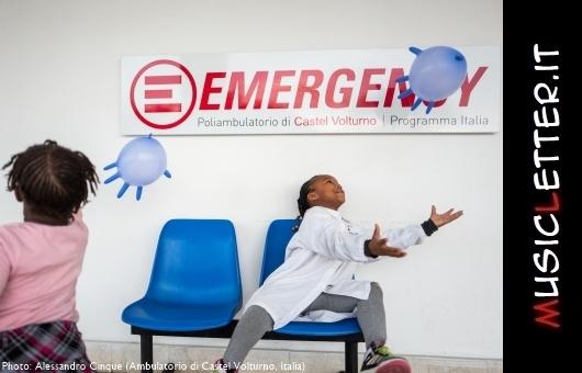 25 anni di Emergency: la diretta web su Musicletter.it   Live streaming