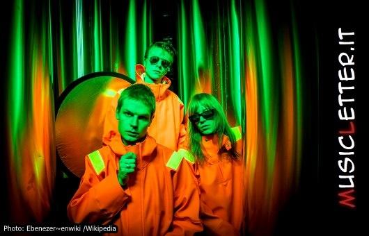 Il post-punk elettronico degli islandesi Fufanu