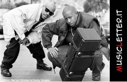 I Gang Starr con il nuovo album One of the Best Yet