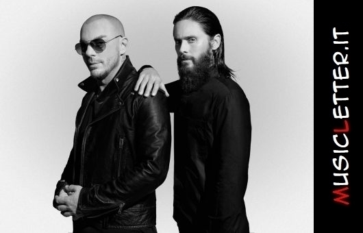 I Thirty Seconds to Mars al Pistoia Blues 2019