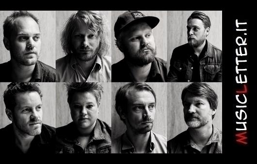 Pyramid è il nuovo album dei norvegesi Jaga Jazzist