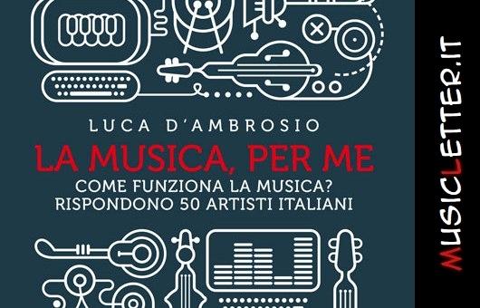 La musica, per me