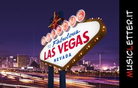 La musica a Las Vegas, la città dei vizi