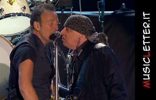 Live at home: il concerto di Bruce Springsteen con la E Street Band a Rock in Rio 2016 di Lisbona da vedere comodamente a casa