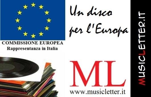 Un disco per l'Europa
