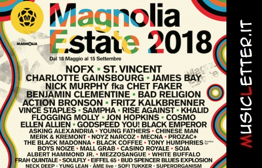 Magnolia Estate 2018