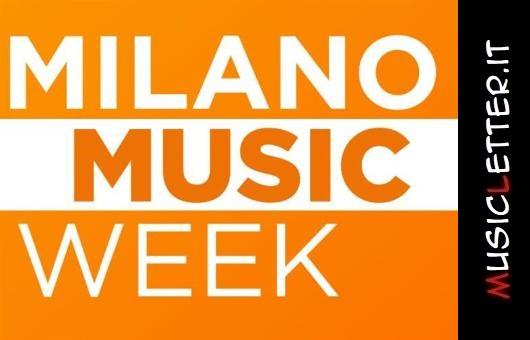 Milano Music Week: dal 18 al 24 novembre 2019.