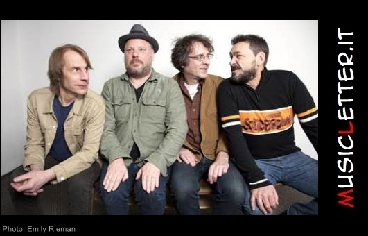 Nuovo album e tre date in Italia per i Mudhoney