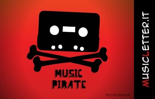 pirateria musicale
