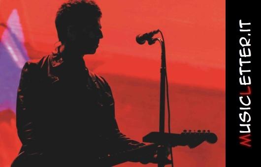 Noel Gallagher si aggiunge al cartellone delle star internazionale di Pistoia Blues Festival 2019