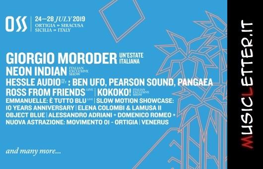 Dal 24 al 28 luglio il sentimiento nuevo di Ortigia Sound System Festival 2019