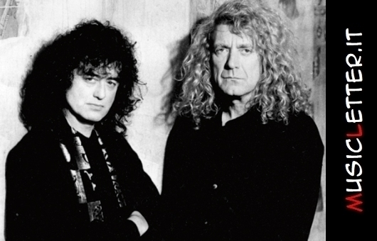 Jimmy Page e Robert Plant