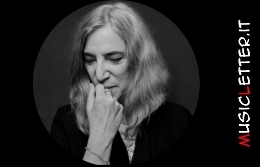 Patti Smith in concerto in Italia