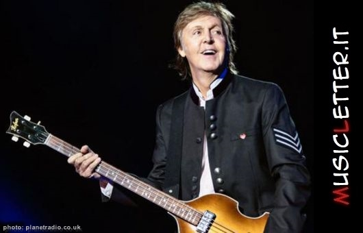 Paul McCartney: 2 date in Italia nel 2020