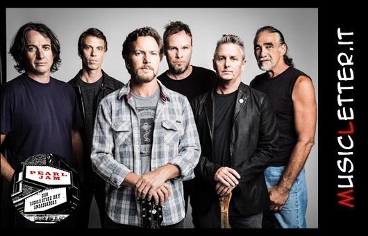 I Pearl Jam ambasciatori del Record Store Day 2019