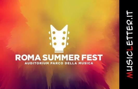 roma summer 2018 all auditorium parco della musica