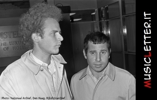 Paul Simon e Art Garfunkel