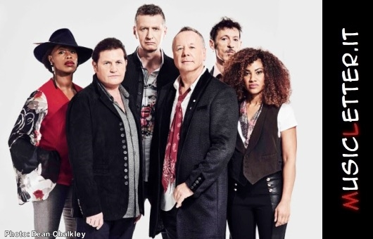 I Simple Minds a Pistoia Blues Festival 2020