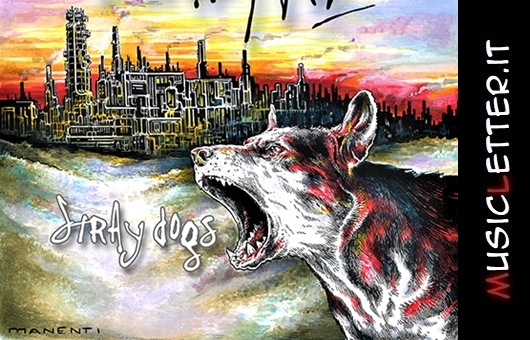 Stray dogs: la solitudine del blues nel nuovo album di Stefano Meli