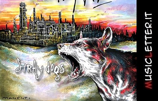 Stray dogs: la solitudine del blues nel nuovo album di Stefano Meli