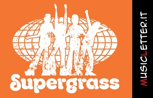 I Supergrass dal vivo in Italia