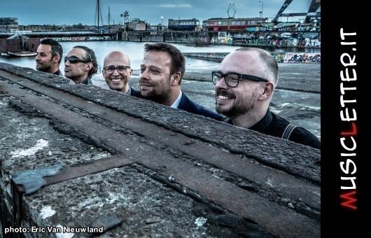 The Reverend è il nuovo singolo del gruppo hammond groove olandese The Funkstamatics