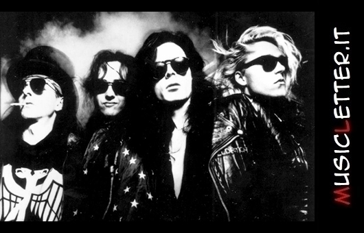 The Sisters Of Mercy: la band gothic rock inglese dal vivo a Milano