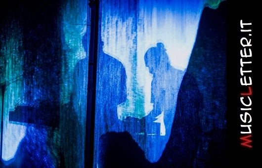 Thom Yorke dal vivo a Ferrara Sotto Le Stelle 2019