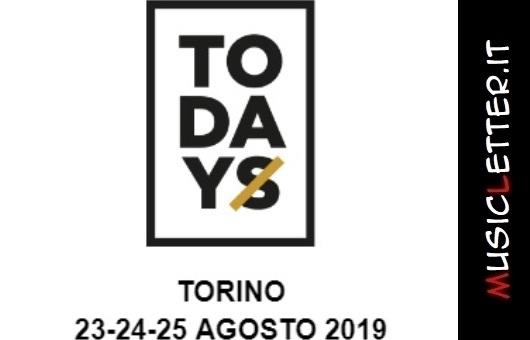 A Torino torna la musica alternativa del Todays Festival