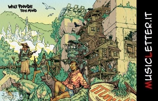 Thin Mind è il nuovo album dei canadesi Wolf Parade