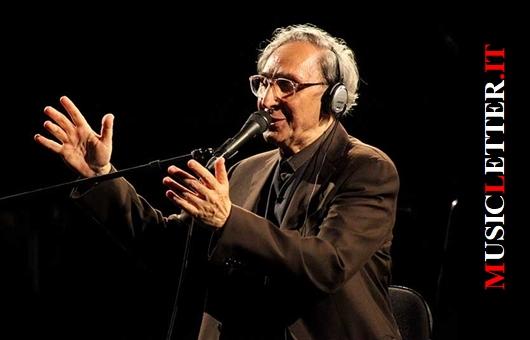 Franco Battiato (foto di Vincenzo Viscuso)