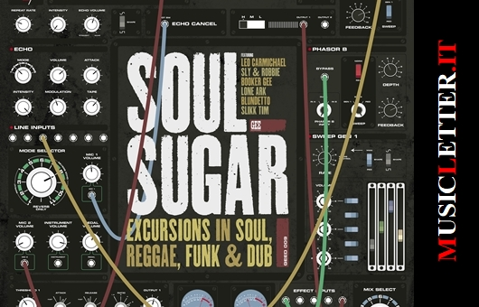 Soul Sugar ? «Excursions in Soul, Reggae, Funk & Dub» (Gee Recordings, 2021)