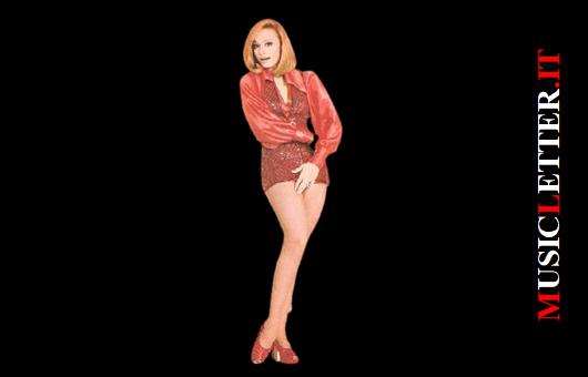 Raffaella Carrà in «Tuca Tuca» (1971)