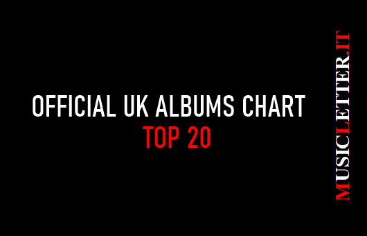 Official UK Albums Chart - Top 20