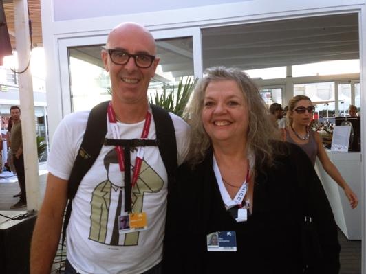 Alessandro-Grainer-and-Gail-Zappa.JPG