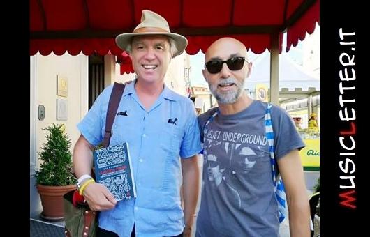 David Byrne e Luca D'Ambrosio