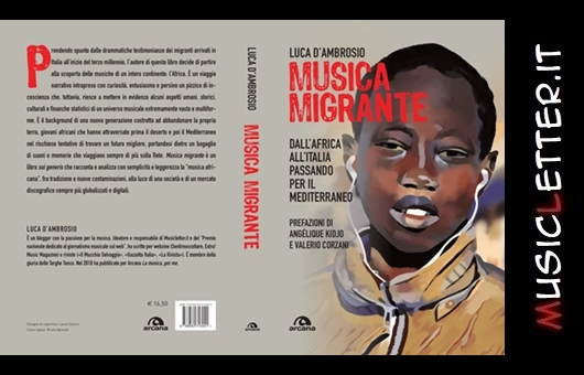Musica migrante, il libro, sul portale del Governo Integrazione migranti