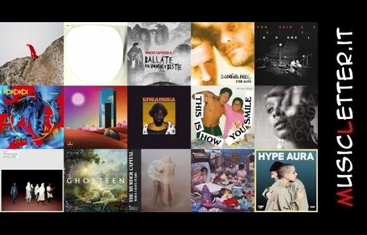 15 album del 2019